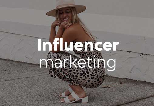 Influencer marketing at Vamp
