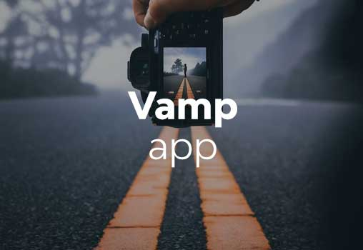 Vamp App your Personal Assistant