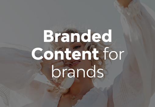 Branded Content for brands